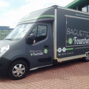 Baguettes et Fourchette