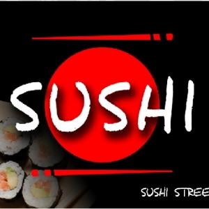 sushi street food