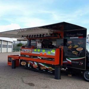 Le Spizzico Italiano Food Truck