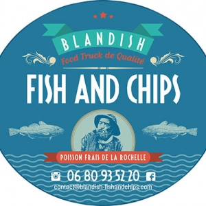Blandish Fish and Chips