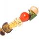 Brochette de légumes de saison grillés