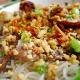 Bo-Bun au poulet grillé