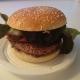 Burger Roquefort