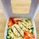 Salade taglaitelle de légumes et filet de poulet grillé