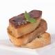 Tartine Foie gras mi-cuit