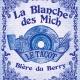 La Blanche des Mich, 5°, bière maison, blanche