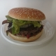 Burger Chèvre Miel