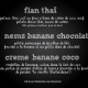 Flan thaï